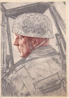 AK Willrich Fulda VDA Ungel. - Weltkrieg 1939-45