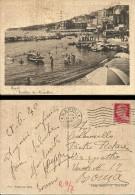 Napoli - Posillipo Da Mergellina - Viaggiata Nel 1940 - Napoli (Naples)