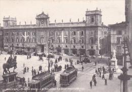 Italy 1962 Postcard Piacenza-Piazza Cavalli - Unclassified