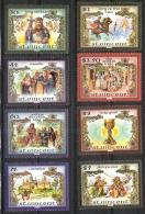 St. Vincent 1986 - Leggenda Di Re Artù Legend Of King Arthur MNH ** - St.Vincent (1979-...)