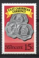 St. Vincent 1987 - Monete Coins MNH ** - St.Vincent (1979-...)
