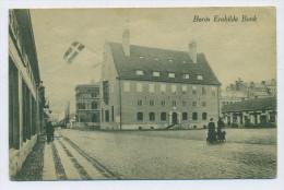 +++1388 Schweden, Boras, Enskilda Bank, 1916 +++ - Zweden