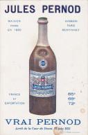 Publicité Jules PERNOD - ABSINTHE - Advertising