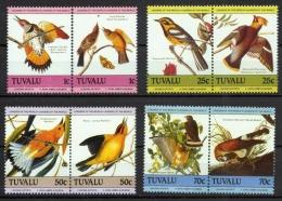 Tuvalu 1985 -  Bicentenario Della Nascita Di John James Audubon Bicentennial Of The Birth Uccelli Birds MNH ** - Tuvalu