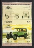 Tuvalu 1984 - Chevrolet Auto Car MNH ** - Tuvalu