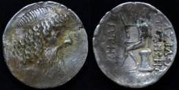 Characene Kingdom Attembelos I AR Tetradrachm - Greek