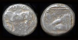 Cyprus Paphos AR Stater King Pnu - Greek