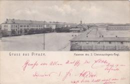 1903 D. Reich, MILITARIA, EF. BESSERE Ansichts-Karte TRUPPEN�BUNGSPLART Alten-Grabow/Pechau. MK