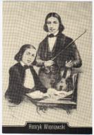Poland, Henryk & Jozef Wieniawski, Polish Violinist, Composer Music Musique Jewish Compositeur - Polen