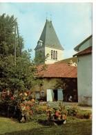 Tossiat -- Le Clocher ..... ( 2 Scanne -- Réf 10 854  ) - Autres Communes