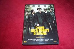 COMME LES 5 DOIGTS DE LA MAIN  AVEC PATRICK BRUEL  +++++++ - Policiers