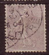 FRANCE - 1903 - YT  N° 133  -oblitéré - - France