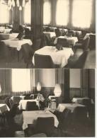 POTSDAM Brandenburg HO Gaststätte Haus Des Handwerks Weinstube Innenansichten 2 Karten - Potsdam