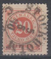 D466 - Sweden Mi.Nr. 34 O/used - Suède