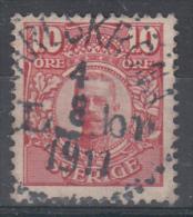 D476 - Sweden Mi.Nr. 61 O/used - Suède