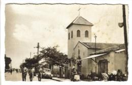 CPSM TELERGMA (Algérie) - La Chapelle - Other Cities
