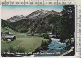 S. Caterina Valfurva Sondrio Con Il Pizzo Tresero 1958 - Sondrio