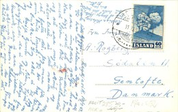 Iceland > 1944-... Republic> 1944-59 > Covers & Documents - 1944-... Republik