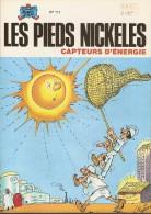 LES  PIEDS  NICKELES   -    CAPTEURS  D ENERGIE   -   N° 111 - Pieds Nickelés, Les