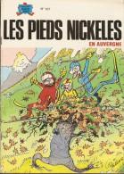 LES  PIEDS  NICKELES    -    EN  AUVERGNE   -   N° 107 - Pieds Nickelés, Les