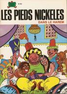 LES  PIEDS  NICKELES    -     DANS  LE  HAREM    -   N° 86 - Pieds Nickelés, Les
