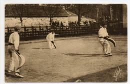 64 - Au Pays Basque - Joueurs De Pelote à CHISTERA - Autres Communes