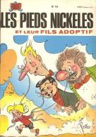 LES  PIEDS  NICKELES     -     ET LEUR FILS ADOPTIF   -   N° 78 - Pieds Nickelés, Les
