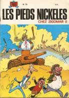 LES  PIEDS  NICKELES     -     CHEZ  ZIGOMAR  II    -   N° 76 - Pieds Nickelés, Les