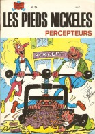 LES  PIEDS  NICKELES     -     PERCEPTEURS   -   N° 75 - Pieds Nickelés, Les