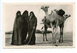 Afrique : République Islamique De Mauritanie - Femmes Maures à La Corvée De Bois N°18 éd Labitte Dentelée - Mauretanien