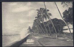 R615 LE BOULEVARD LAGUNAIRE A CONAKRY - Guinea Francese