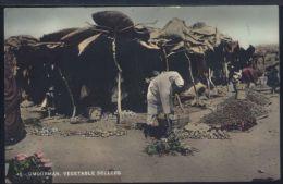 R620 OMDURMAN - VEGETABLE SELLERS - Sudan