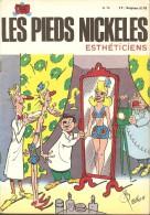 LES  PIEDS  NICKELES     -     ESTHETICIENS     -   N° 70 - Pieds Nickelés, Les