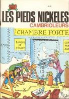 LES  PIEDS  NICKELES     -     CAMBRIOLEURS     -   N° 69 - Pieds Nickelés, Les