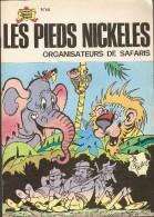 LES  PIEDS  NICKELES     -    ORGANISATEURS  DE  SAFARIS    -   N° 68 - Pieds Nickelés, Les