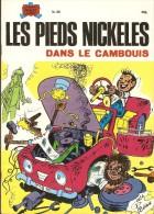 LES  PIEDS  NICKELES     -     DANS  LE  CAMBOUIS    -   N° 60 - Pieds Nickelés, Les