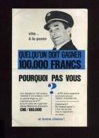- PROSPECTUS PUB CNE/100.000 . 1971. - Regolamenti Postali