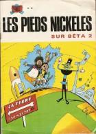 LES  PIEDS  NICKELES     -     SUR  BETA  2    -   N° 51 - Pieds Nickelés, Les