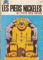 LES  PIEDS  NICKELES     -     AU  PAYS  DES  INCAS     -   N° 43 - Pieds Nickelés, Les