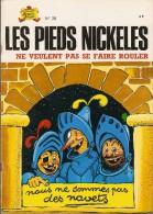 LES  PIEDS  NICKELES     -     NE  VEULENT  PAS  SE  FAIRE  ROULER    -   N° 38 - Pieds Nickelés, Les