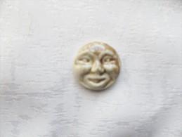 Féve Ancienne Lune Créme Et Beige Clair - Frühe Figuren