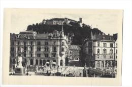 11986 - Ljubljanski Grad - Slovénie