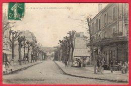 94 VILLENEUVE-SAINT-GEORGES - Avenue Carnot - Villeneuve Saint Georges