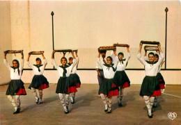 Cpm LA BASTIDE CLAIRENCE 64 Ballets Basques ESPERANTZA - MATELOTA - Altri Comuni