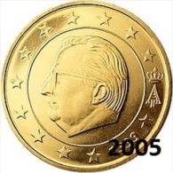 ** 50 CENT EURO  BELGIQUE 2005 PIECE NEUVE ** - België