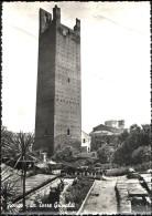 CARTOLINA F/G 10*15 ROVIGO - LA TORRE GRIMALDI - ANIMATA 1959 VIAGGIATA - Rovigo