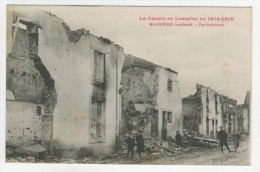 54 - Magnières Bombardé  -  Vue Intérieure - Autres Communes