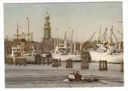 Hamburg , Hafen - Mitte
