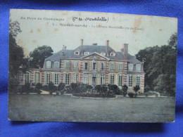 Au Pays Du Champagne Mareuil Sur Ay. Le Chateau Montebello (vu Du Canal). Edition Marotte 2. Voyage 1911. - Mareuil-sur-Ay