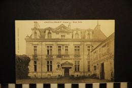 CP, 86, CHATELLERAULT Hôtel Sully Vierge - Chatellerault